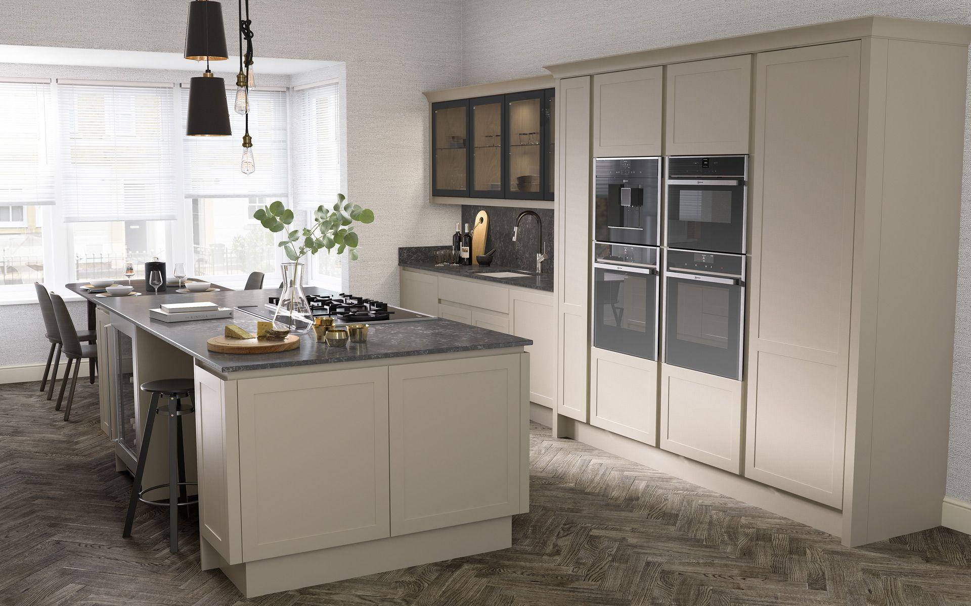 Kitchen Ideas St Johns Woking Handleless Kitchen Kitchen Design Complete Kitchens