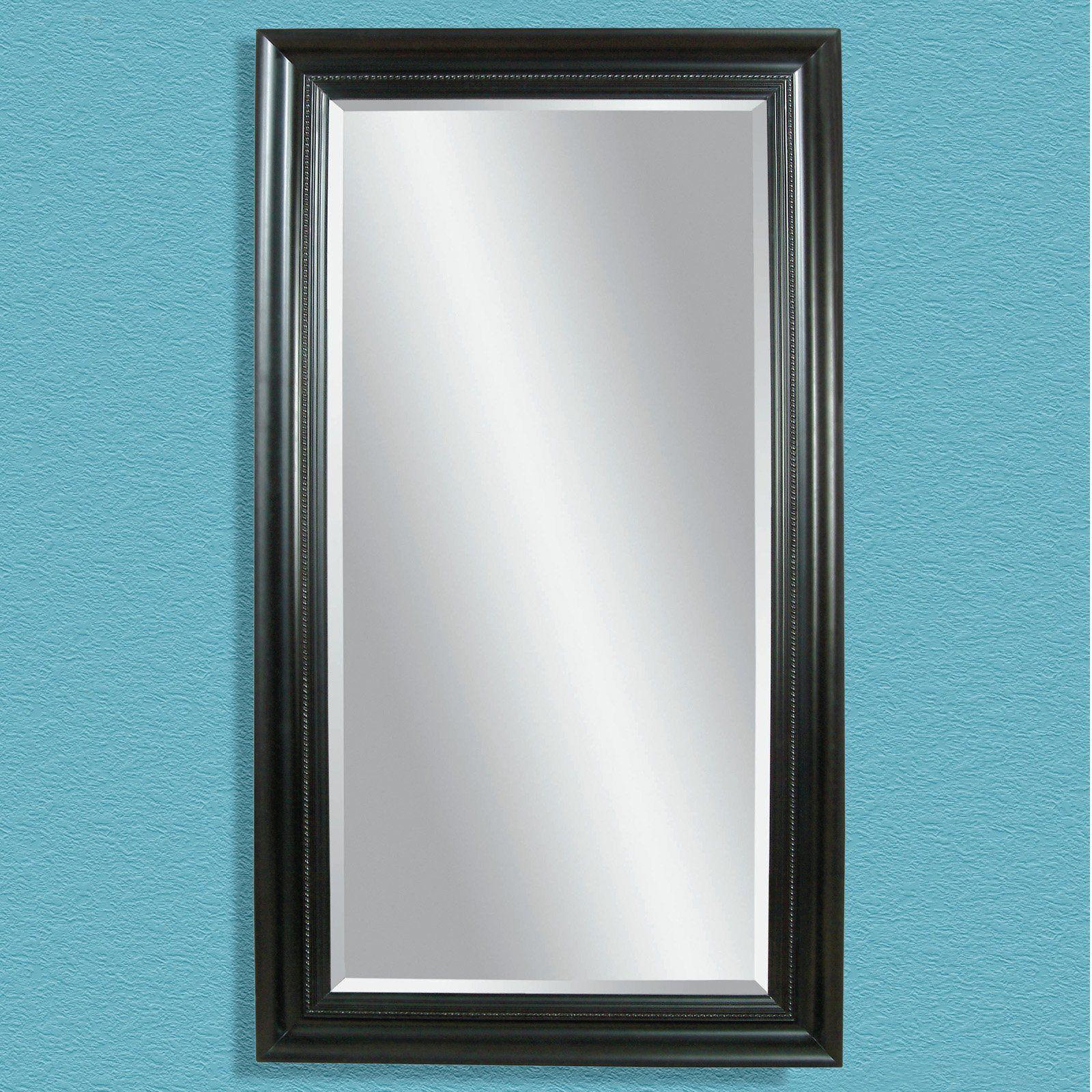 Plantation Mahogany Leaning Floor Mirror - 42W x 80H in. | www ...