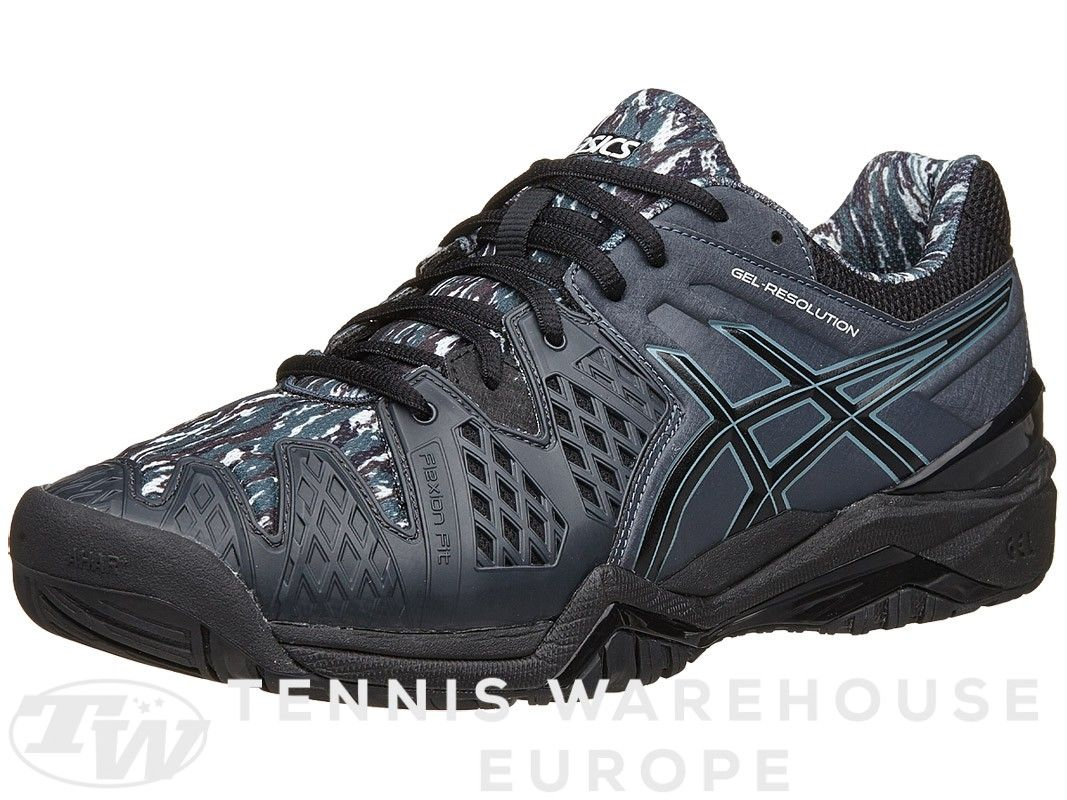 Chaussures Homme Asics Gel Resolution 6 CamouflageStealth