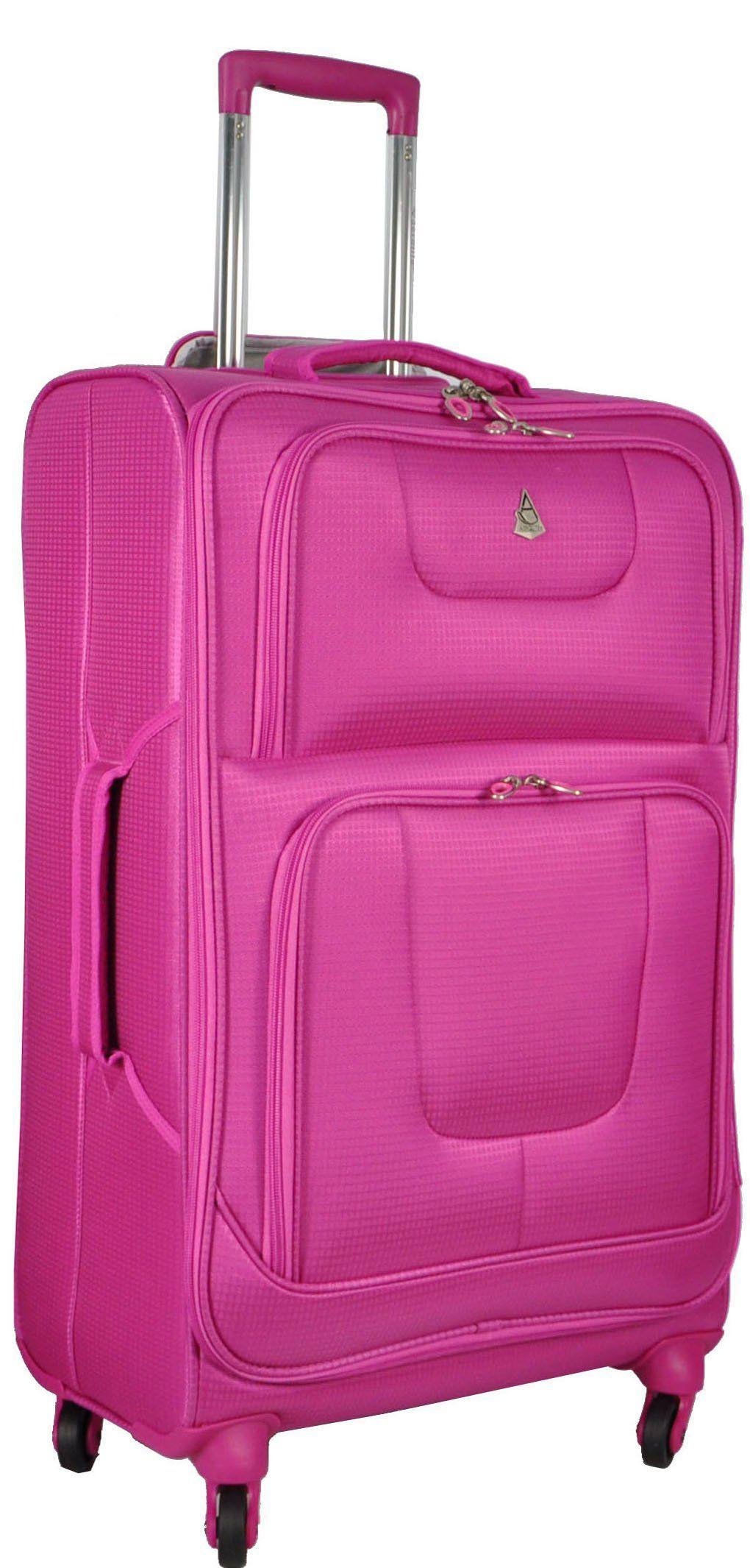 ecb1b649ae8fae Aerolite Super Lightweight World lightest Suitcase Trolley Cases Bag Luggage  (29