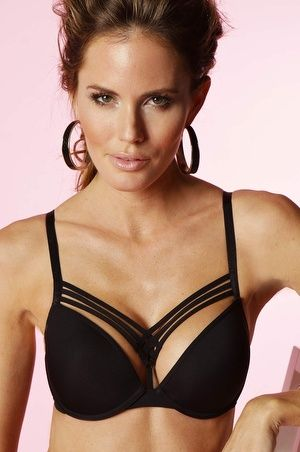 4e9b1162dd Dame de Paris push up bra