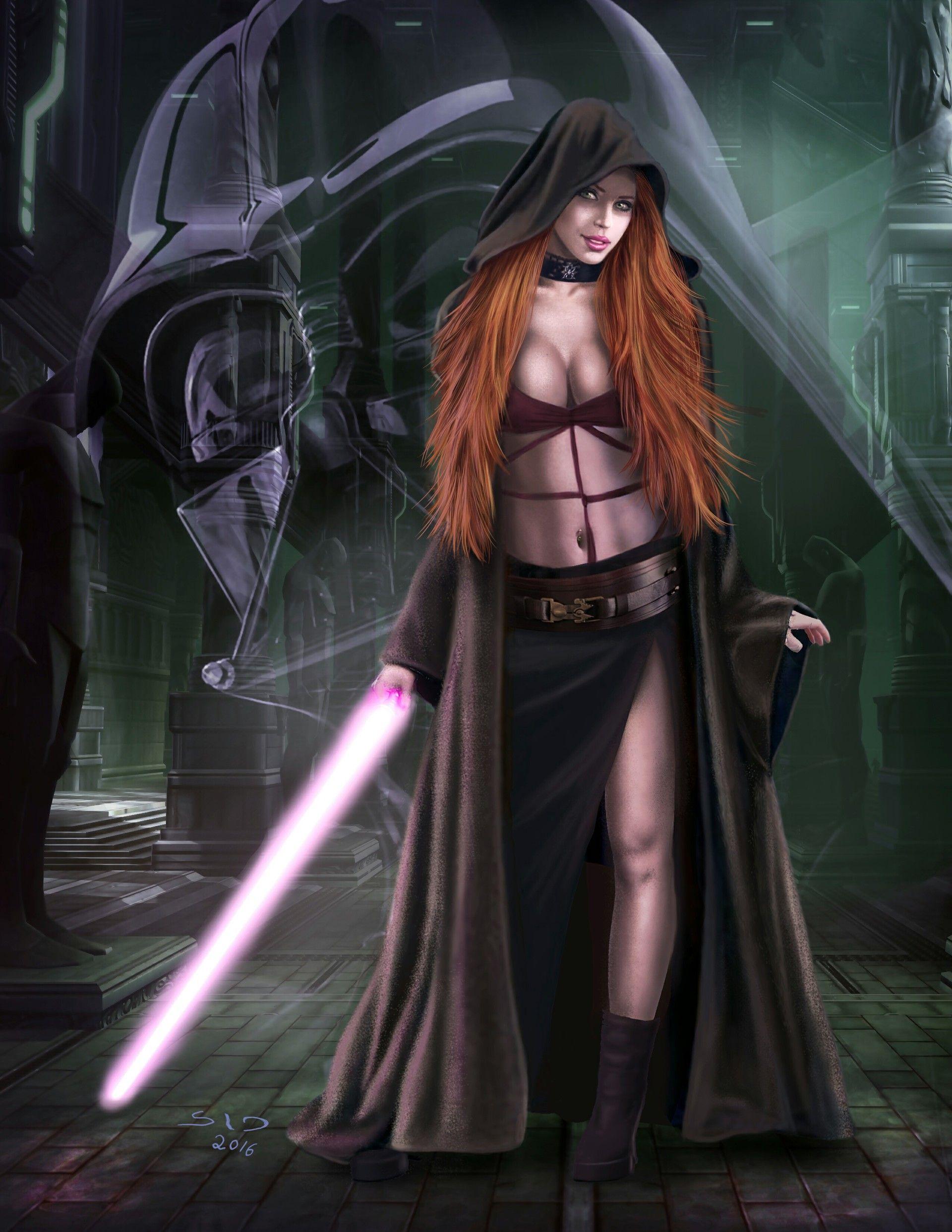 Pin On Sexy Jedi