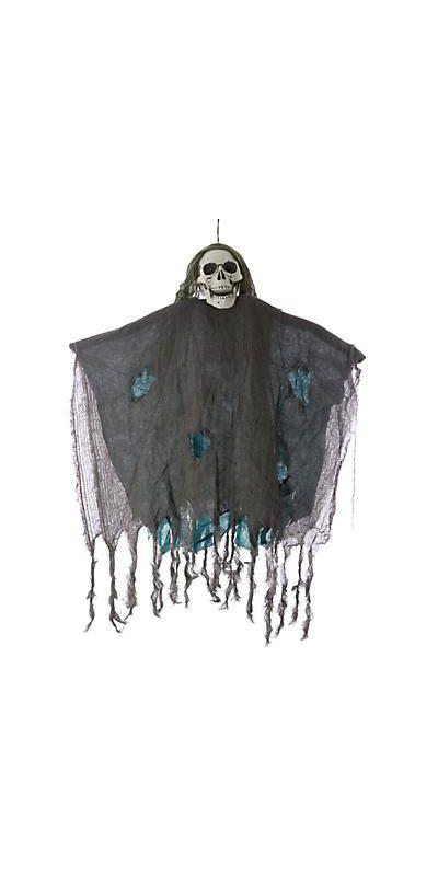 Asda Light  Sound Hanging Skeleton Autumn Holidays - Decorations - asda halloween decorations