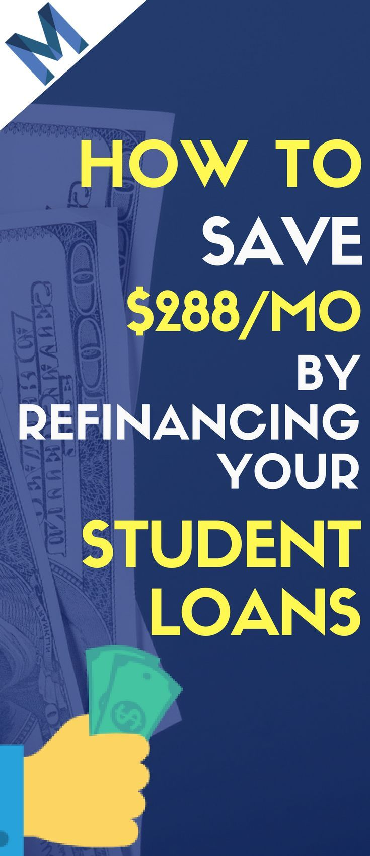 Can save money consolidating my student loans