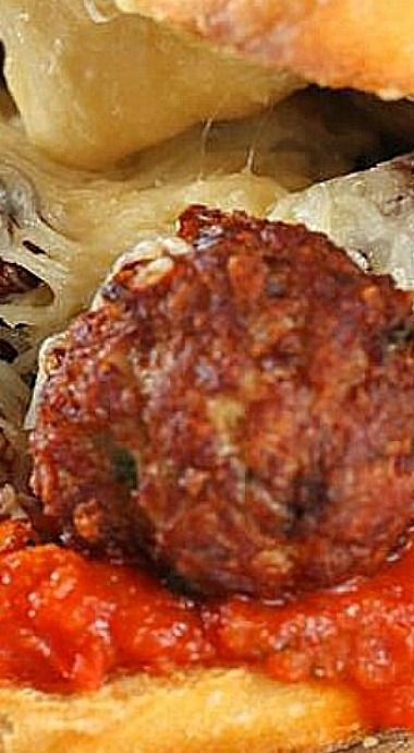 Subway Meatball Sub Healthy Copycat Version What Makes This