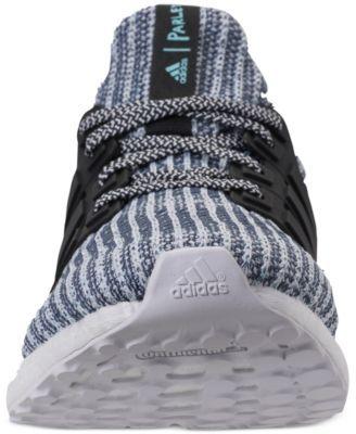 release date c7bc3 66125 Zapatos En Línea · Moda Hombre · Línea De Meta · adidas Men s UltraBOOST x  Parley Running Sneakers from Finish Line - White 11.5 Zapatillas De Deporte
