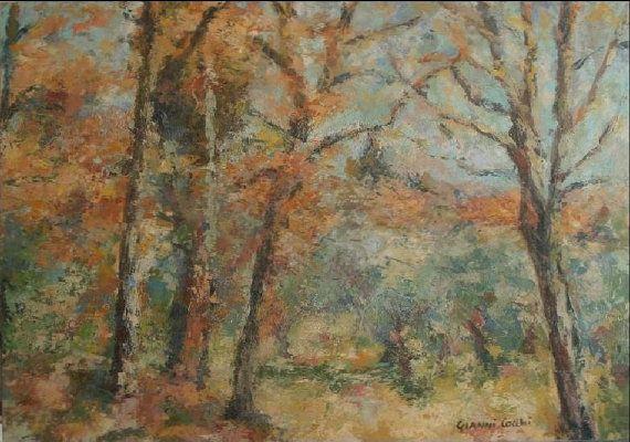 Autumn in Tuscany di GiannicocchiArt su Etsy, €230.00