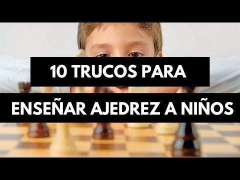 Cómo Enseñar Ajedrez A Los Niños 10 Trucos Youtube Ajedrez Jugadas De Ajedrez Ajedrez Como Jugar