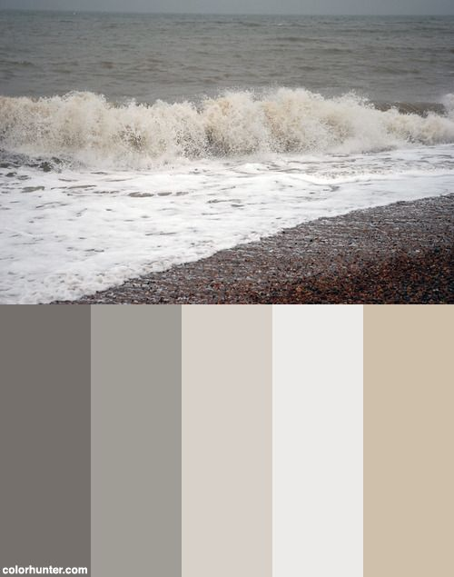 Waves  Color Palette