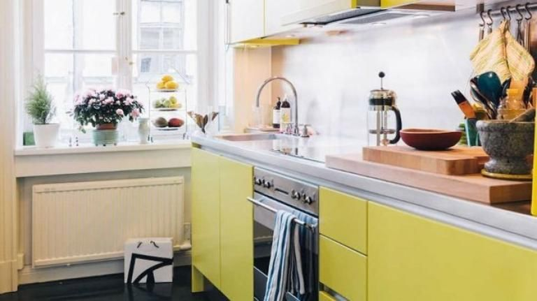 40 amazing yellow kitchen designs  carlotta news