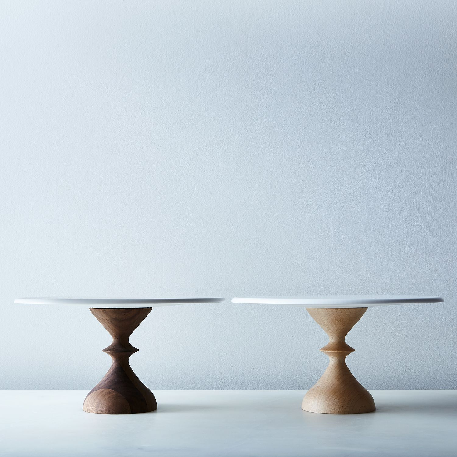Food52 cake stand by aheirloom wooden cake stands cake