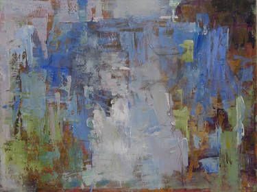 "Saatchi Art Artist Karri Allrich; Painting, ""Bi-Coastal"" #art"