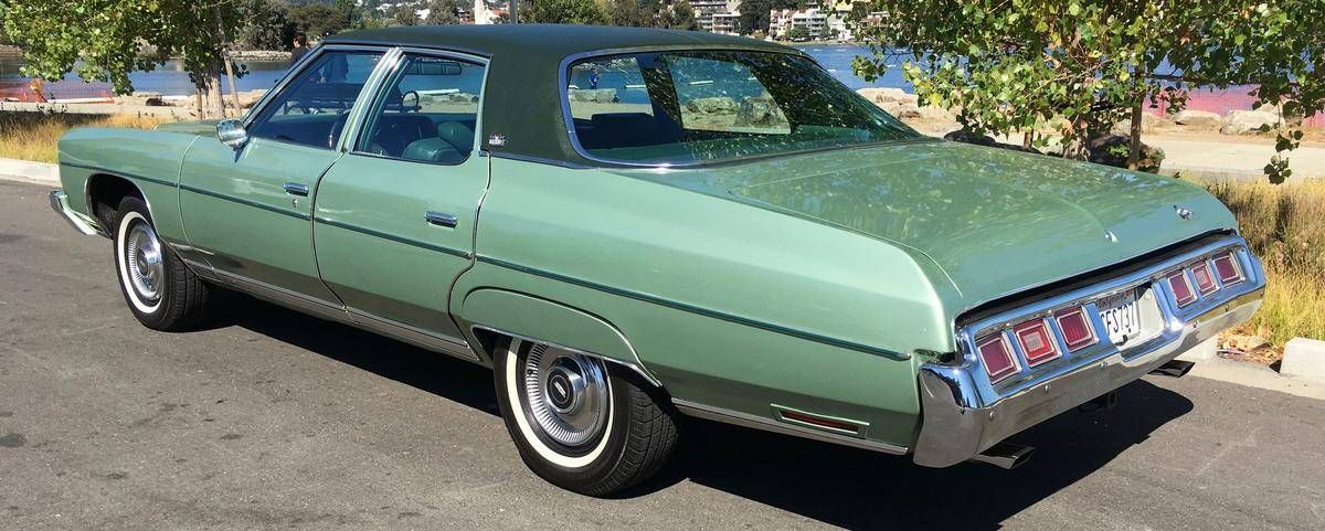 1973 Chevrolet Caprice Classic For Sale 1971902 Hemmings Motor News Caprice Classic Caprice Classic For Sale Chevy Caprice Classic