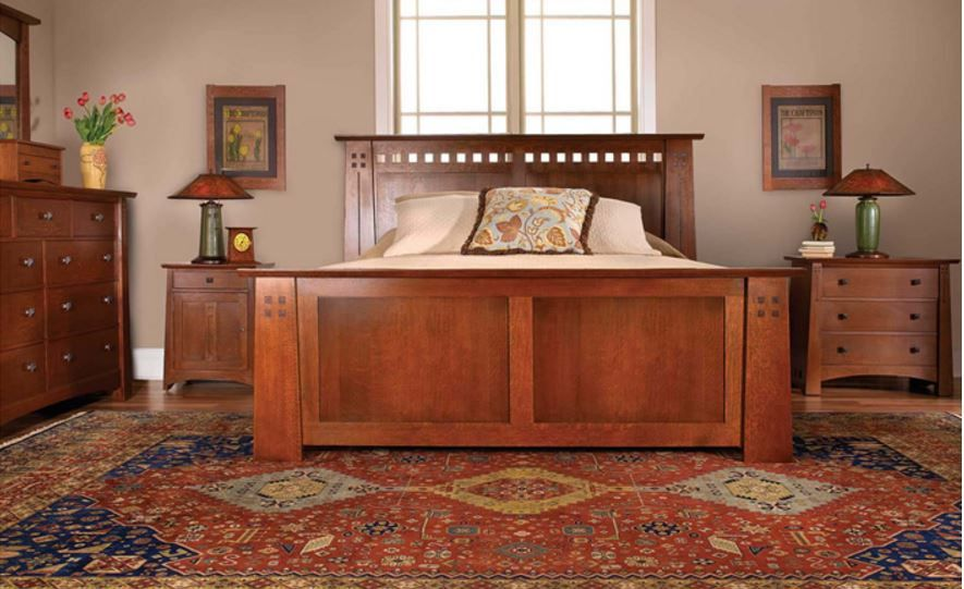 Swell Stickley Furnitures Mission Collection Bedroom Suite Download Free Architecture Designs Terstmadebymaigaardcom