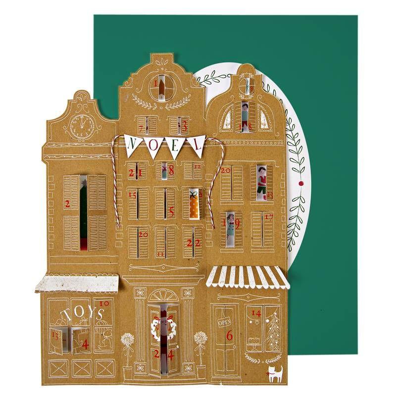 Merimeri 3d adventkalender