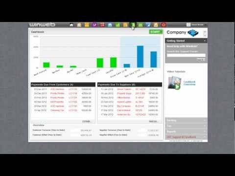 This video provides a brief overview for the main features of the WinWeb Cashbook App. https://www.winweb.com/cashbook-softw...