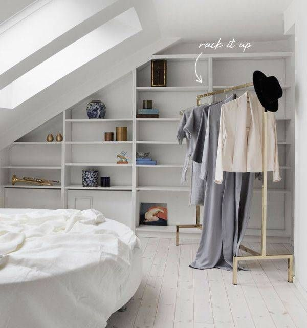 11 Stunning Attic Storage Design Ideas Ideas Quarto Casas