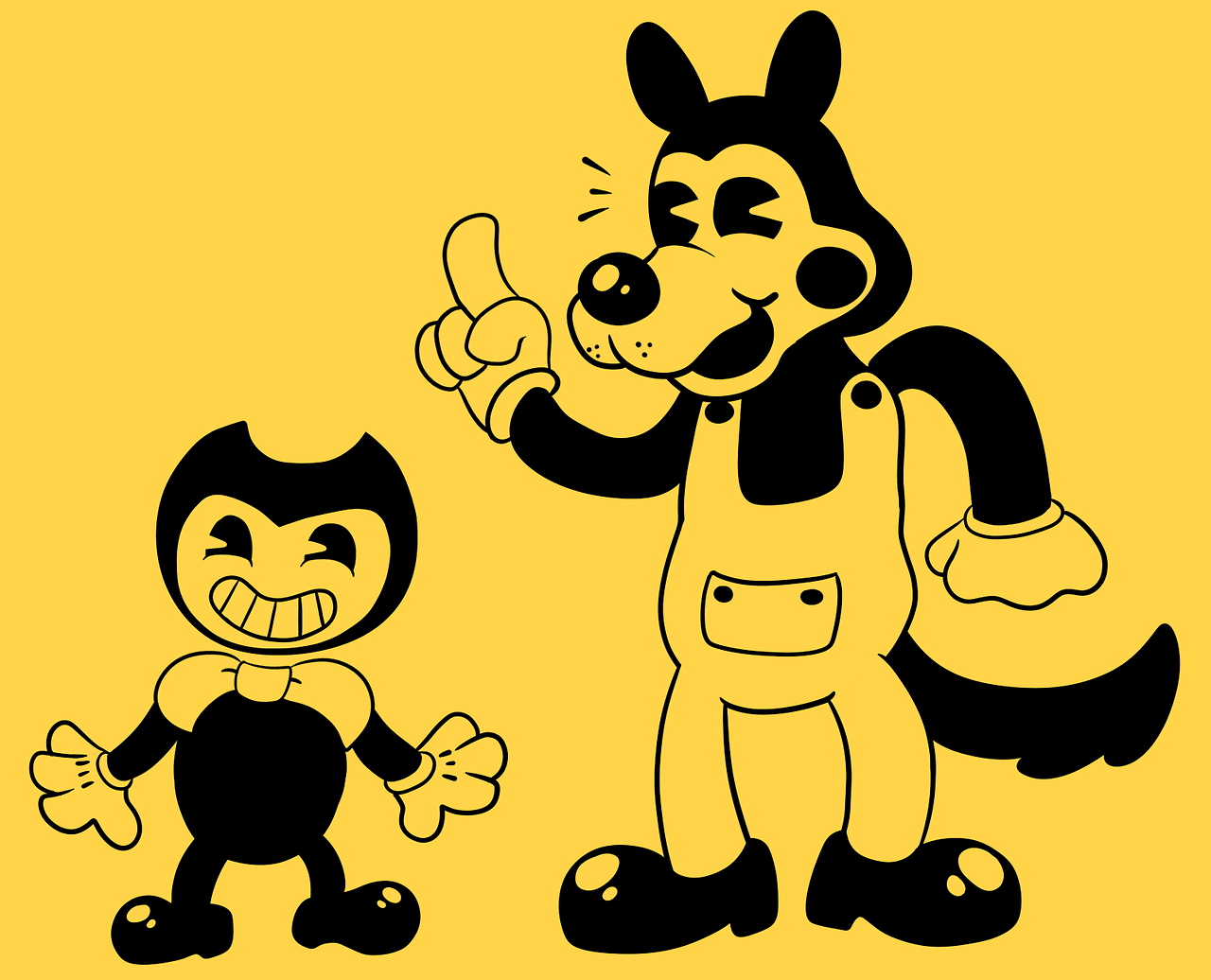 bendy and the ink machine fandroid