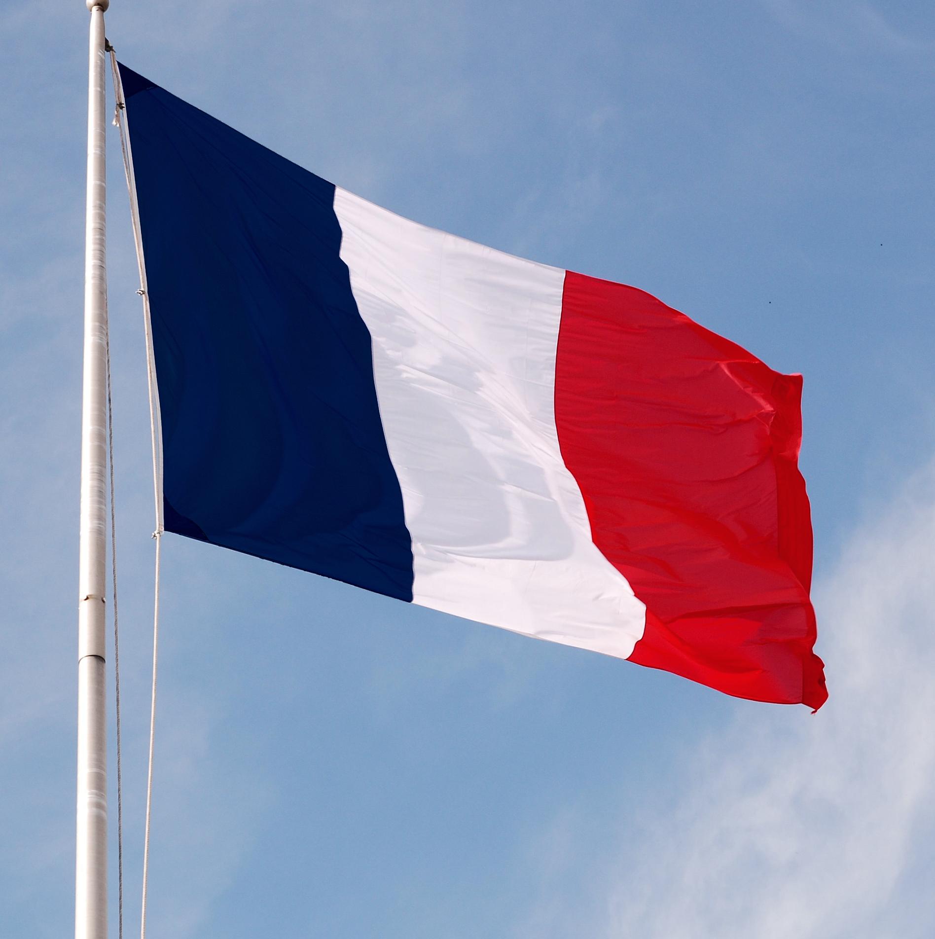 French Flag French Flag 298x300 The French Way French Flag France Flag France