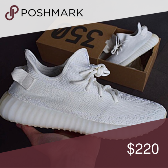 new styles 8eed6 4401e Yeezy boost 350 V2 Cream White Authentic bought from StockX ...