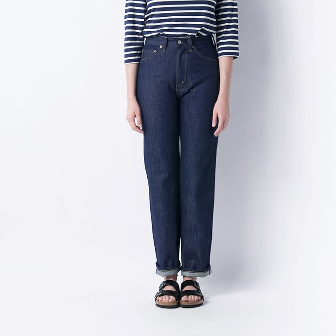 42877773 Levi's Vintage Clothing : 1950s 701 Jeans in Rigid || Mill Mercantiles ||  #wholelook