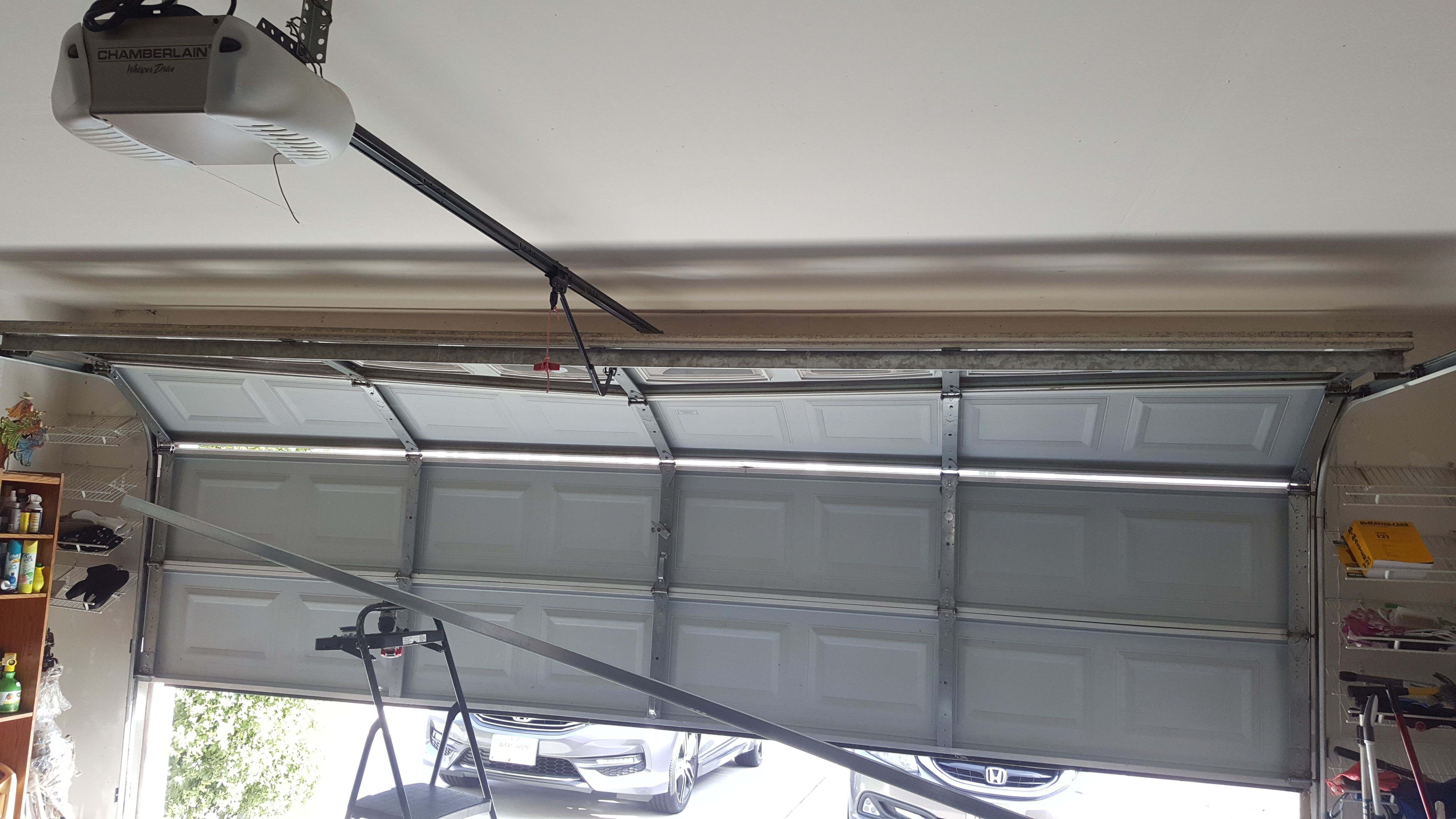 Know How To Install A Garagedooropener In A Pre Wired House Read More Http Www Bayareagaragedoor Garage Door Installation Garage Door Opener Garage Doors