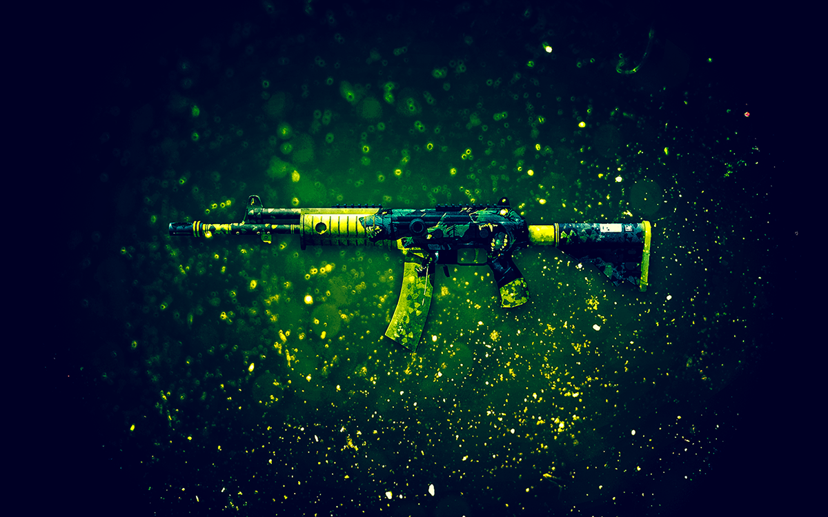 Csgo Hd Wallpapers 72 Images: CS:GO Weapon Skin Wallpapers On Behance