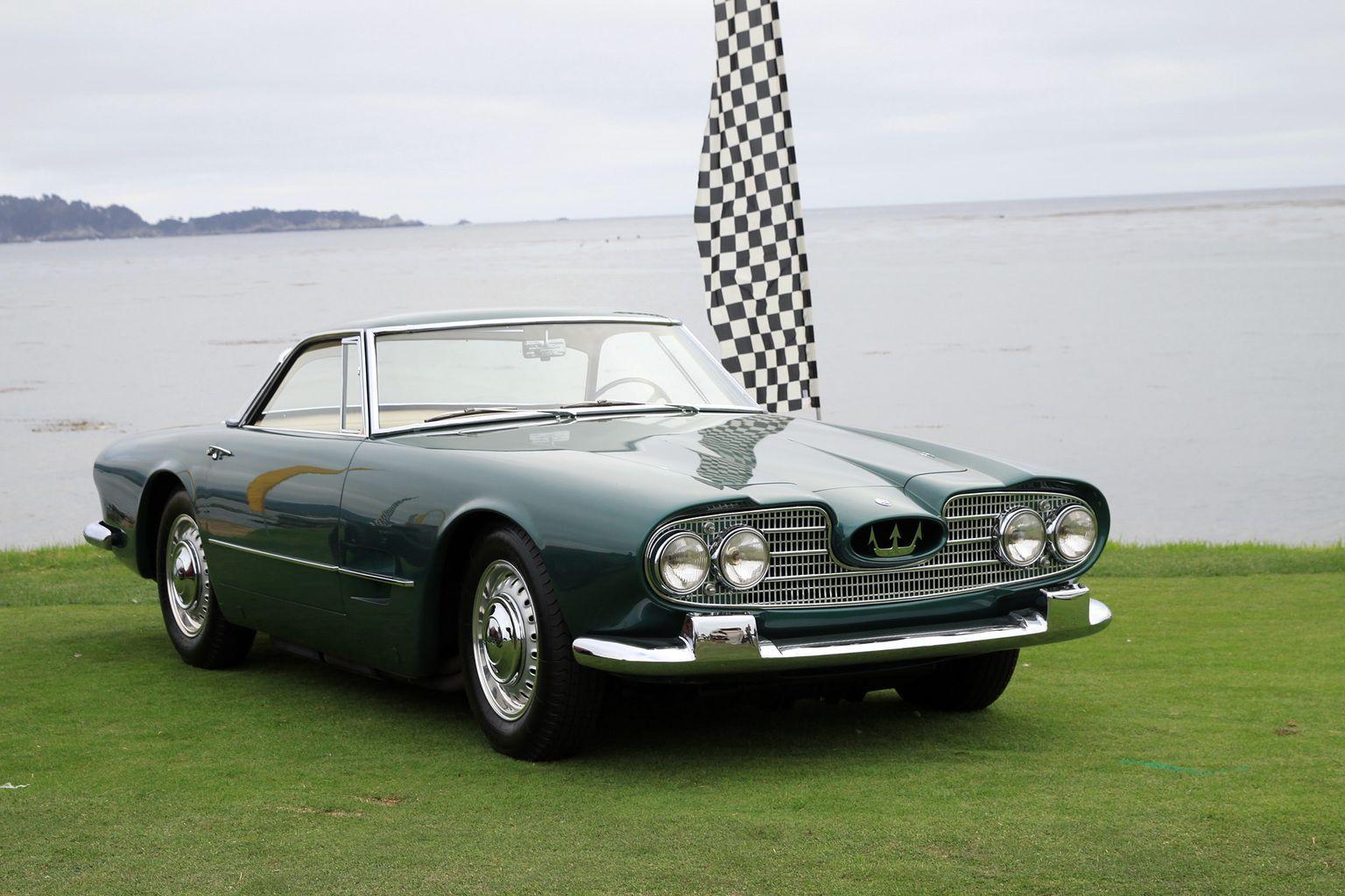 1959 maserati 5000 gt touring (s/n am103-004) | maserati classic
