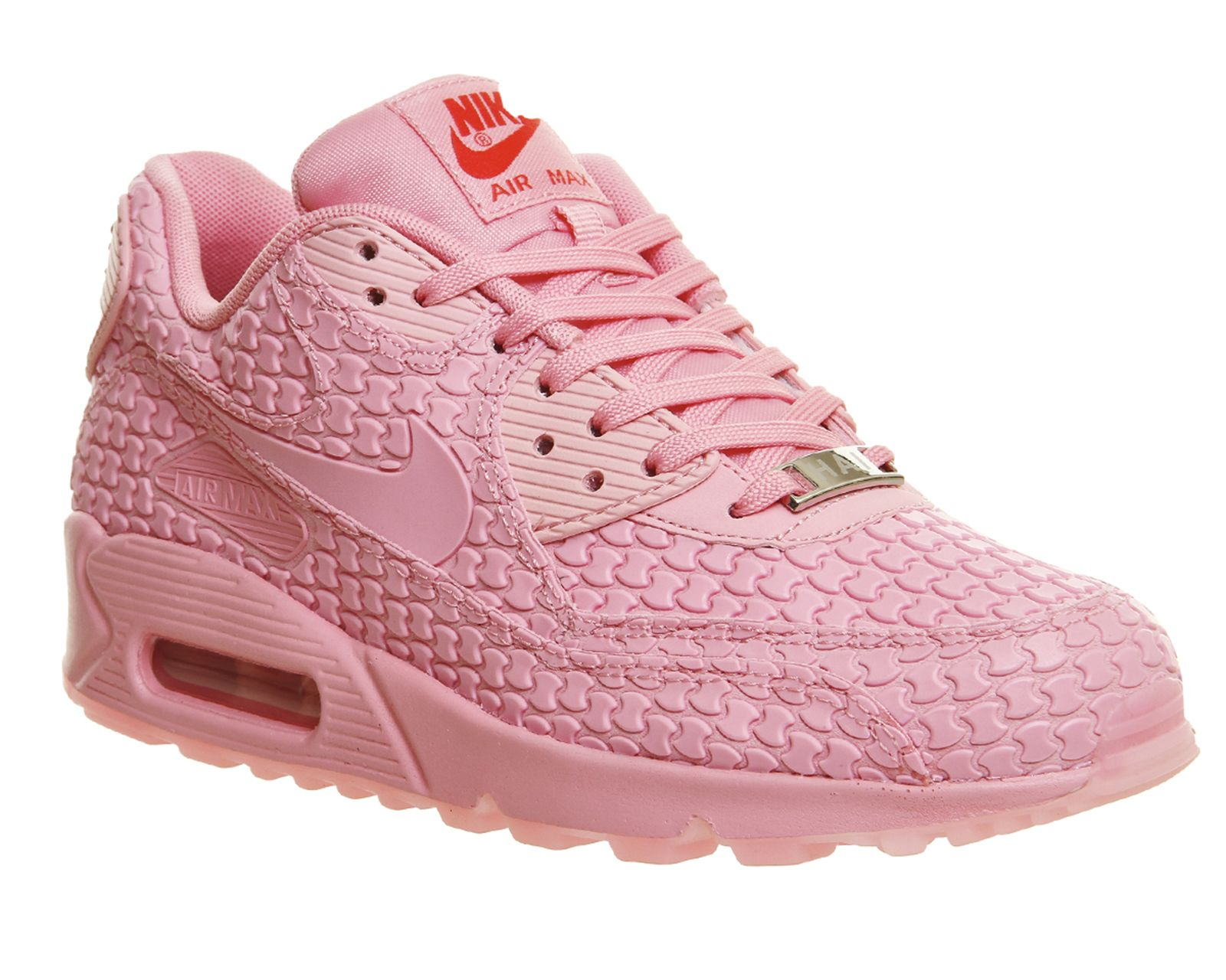 nike pink shanghai air max 90 sweets trainers hate