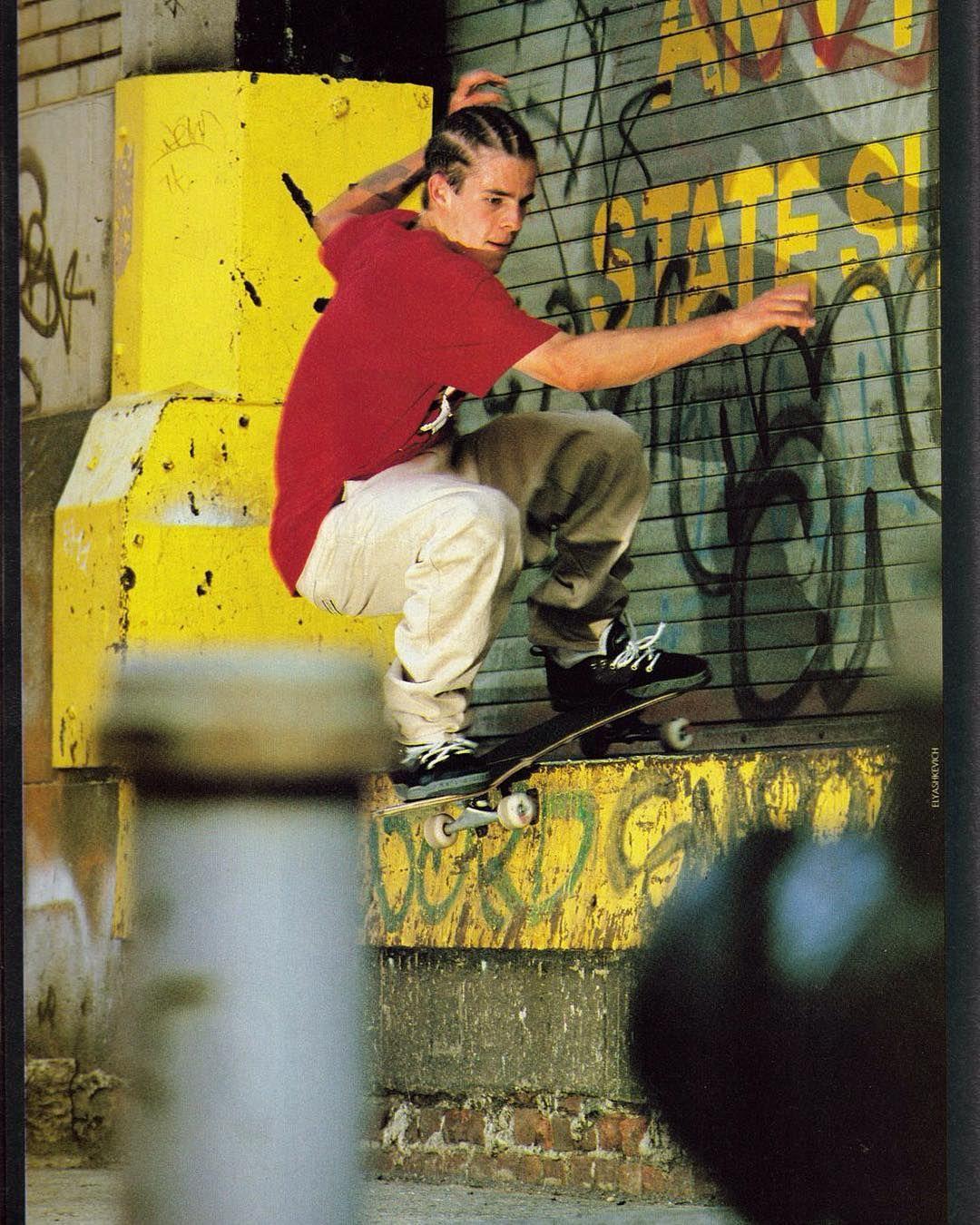 Ennie Kirk Frontside Lipslide Phot Skateboard Pictures Skateboard Photography Old School Skateboards