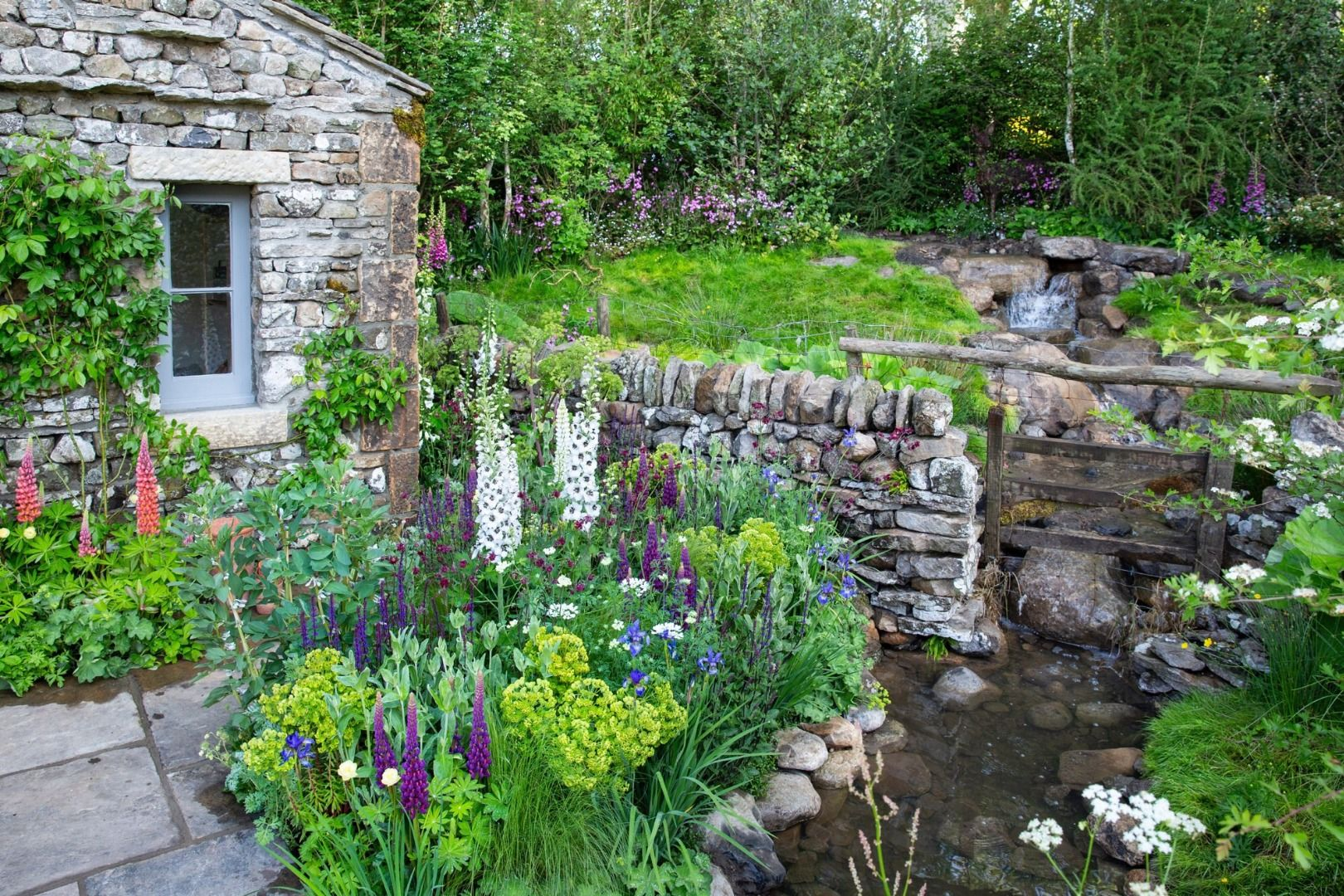 The Welcome to Yorkshire Garden 2018 - Chelsea | Welcome ...