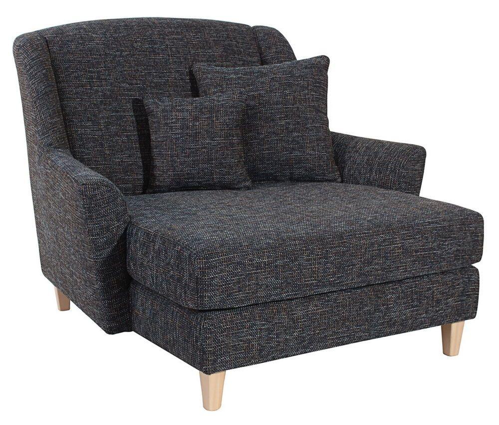 love seat f r 2 personen xxl sessel megasessel in. Black Bedroom Furniture Sets. Home Design Ideas