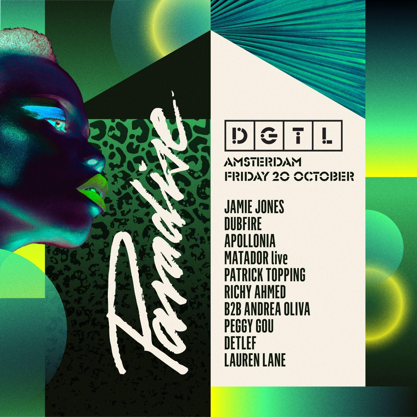 #housemusic Jamie Jones announces Paradise ADE, NYC & Toronto: Paradise curator Jamie Jones reveals fifth Amsterdam Dance Event as well as…
