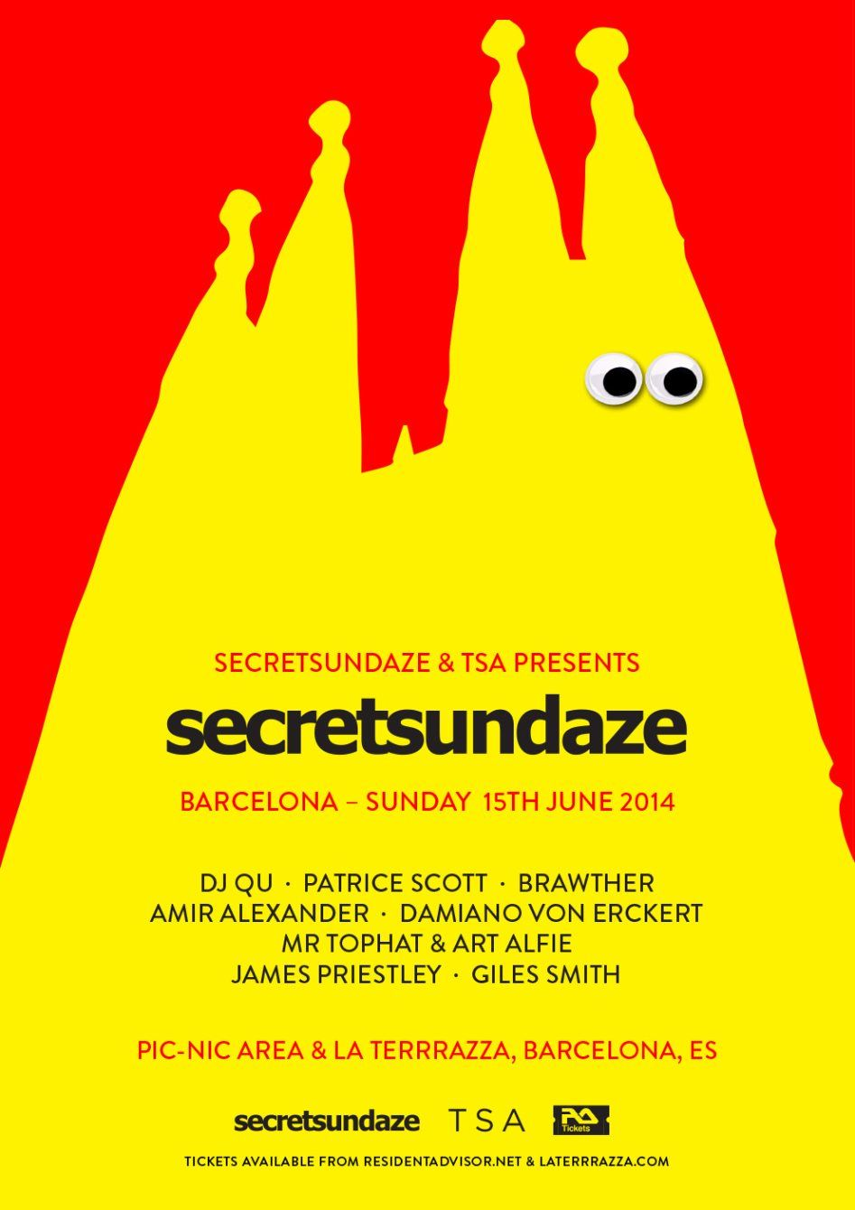 Secretsundaze Barcelona At La Terrrazza Barcelona Club