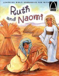 Popsicle Stick Puppets Ruth Gnc Ruth Bible Book Of