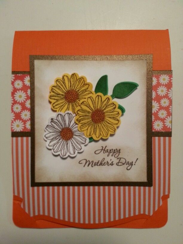 Mom's Mother's Day Card - Outside