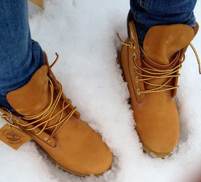 How to Wear Timberland Boots and Not