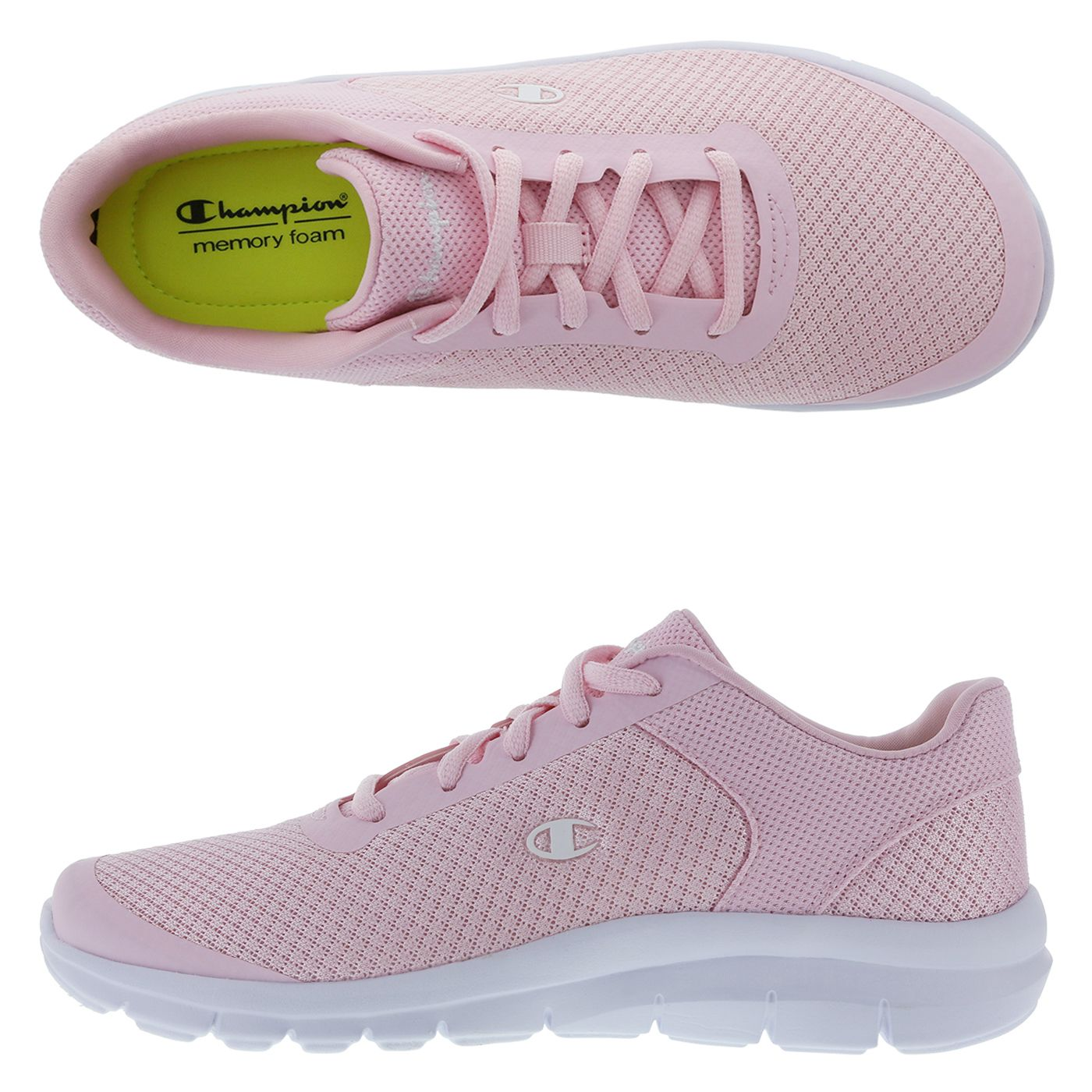 05a2740b2bd The Gusto Performance Cross Trainer from Champion can help you get there.  It features a breathable