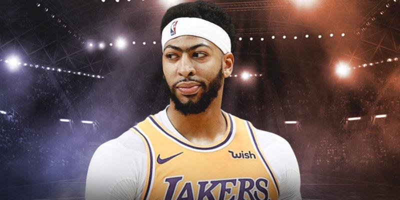 Nba La Lakers Free Agency Trades Hit Major Roadblock Thanks To Anthony Davis Anthony Davis La Lakers Lakers