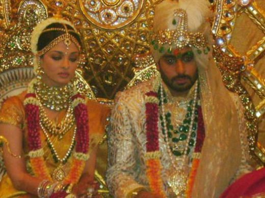 Aishwarya Rai Wedding Pictures Aishwarya Rai Wedding Pictures Wedding Pics Celebrity Weddings