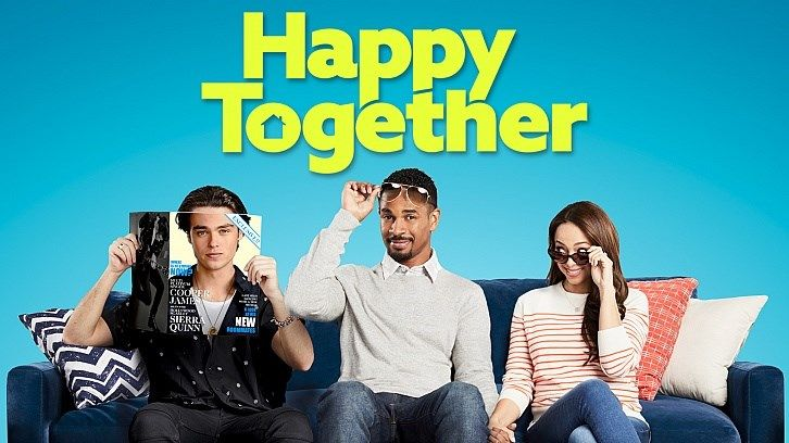 Happy together promos cast promotional photos