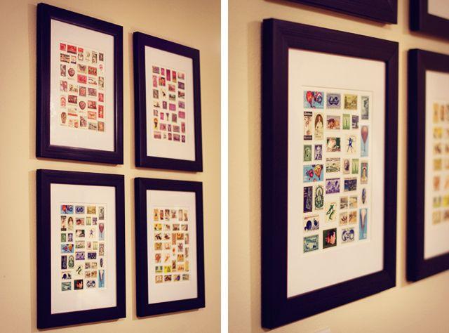 Postage Stamp Art on Pinterest | Postage Stamps, Postage ...