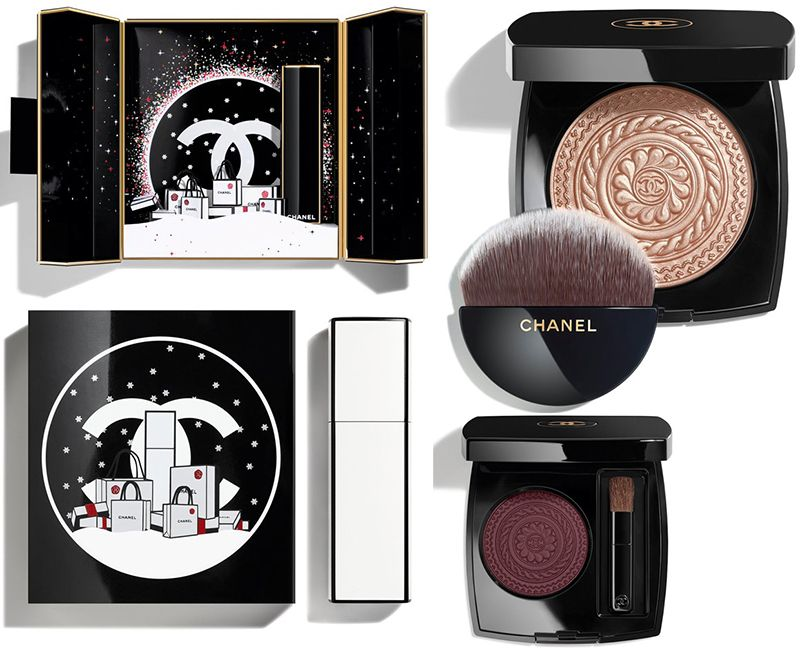 Chanel Holiday 2019 Makeup Collection Makeup Collection Latest