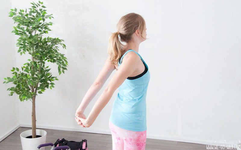 Übungen gegen Rundrücken – So trainierst du ihn weg! – WE GO WILD – Rücken