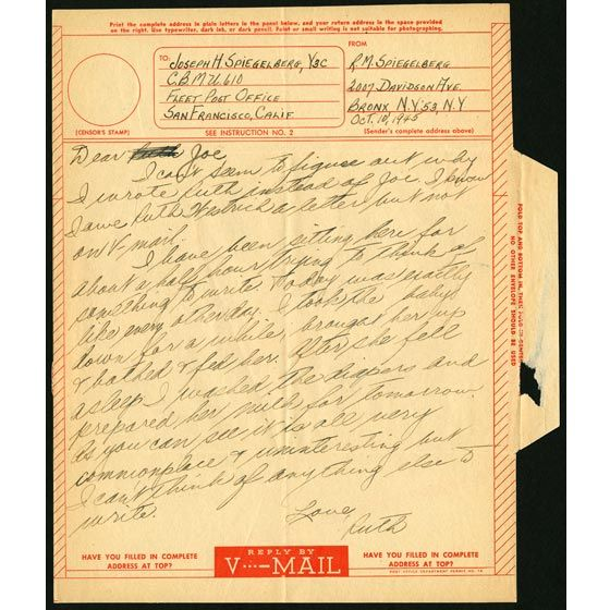 The Red Cross was an advocate for consistent letter writing and - letter of recommendations