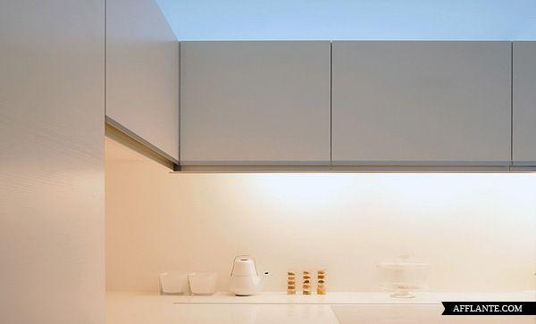 Minimalist Apartment in Ljubljana // Ofis Architects   Afflante.com