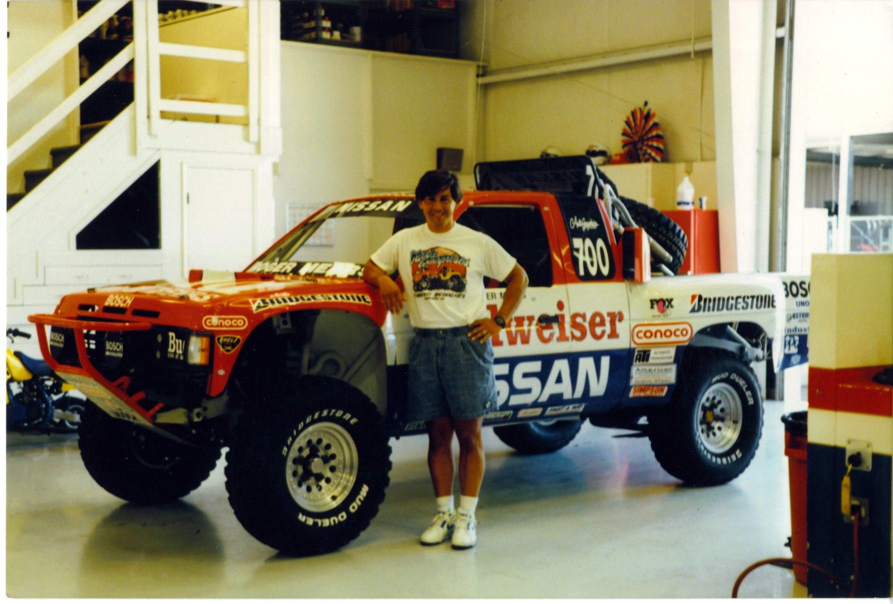 Nissan d21 24 crew cab 4x4