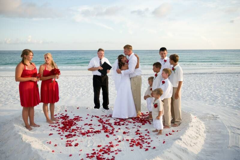 Destin Florida Weddings