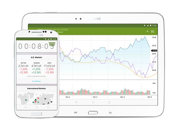 stock trading apps for tablets Google Search Stock