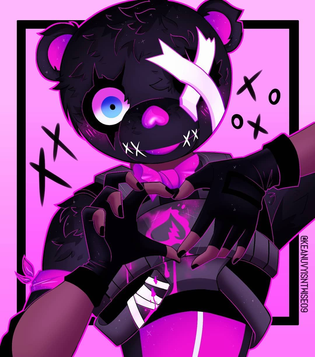 Maybe I Ll Be Discord En Instagram Snuggs Ok Honestly The Bear Skins Are Okay Never Would Ve Tho Drawings Gaming Wallpapers Art Wallpaper Iphone